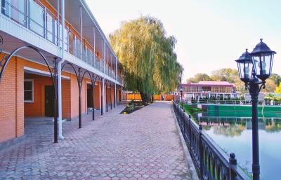 Вилла Аркадия санаторий Лаба