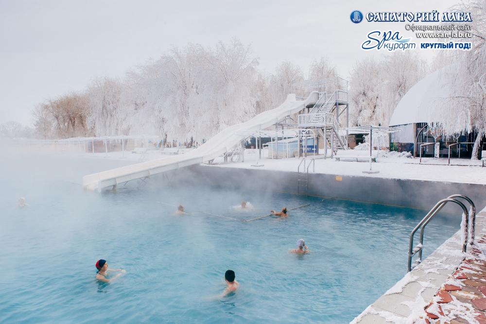 отдых на новый год на термальных источниках 2021